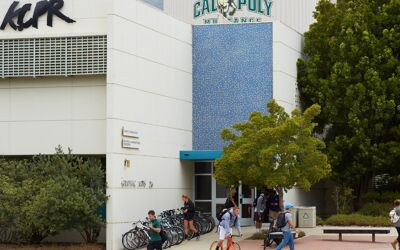 Cal Poly Earns 27th Consecutive Best in the West Ranking from U.S. News