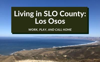 Exploring San Luis Obispo County: Los Osos