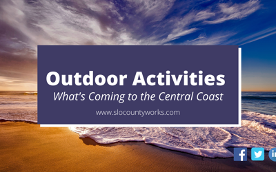 Outdoor Activities Coming to the Central Coast